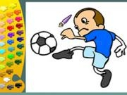 Spielen Sports coloring pages