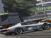 Spielen Sports cars hidden tires