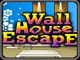 Spielen Wall house escape