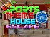 Spielen Sports themed house escape