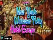 Spielen Knf New Year Welcome Party Hotel Escape