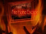 Spielen Fire Home Escape now