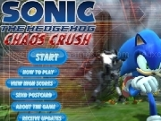 Sonic the hedgehog - chaos crush