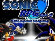 Sonic RPG - episode 8 - the superior hedgehog