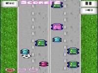 Play Future Funk Soccer Racing now