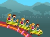 Play Rollercoaster Revolution now