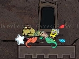 Spielen Spongebob Dunce and dragons