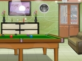 Billiard Room Escape