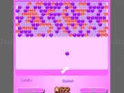Spielen Pink bubble shooter