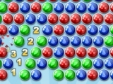 Spielen Bubble shooter 3