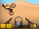 Spielen Stickman freestyle bmx