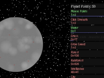 Spielen Idle Planet