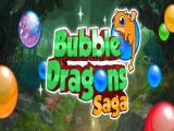 Spielen Bubble dragons saga