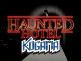 Spielen Kogama: haunted hotel
