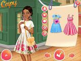 Spielen Princesses fashion passports